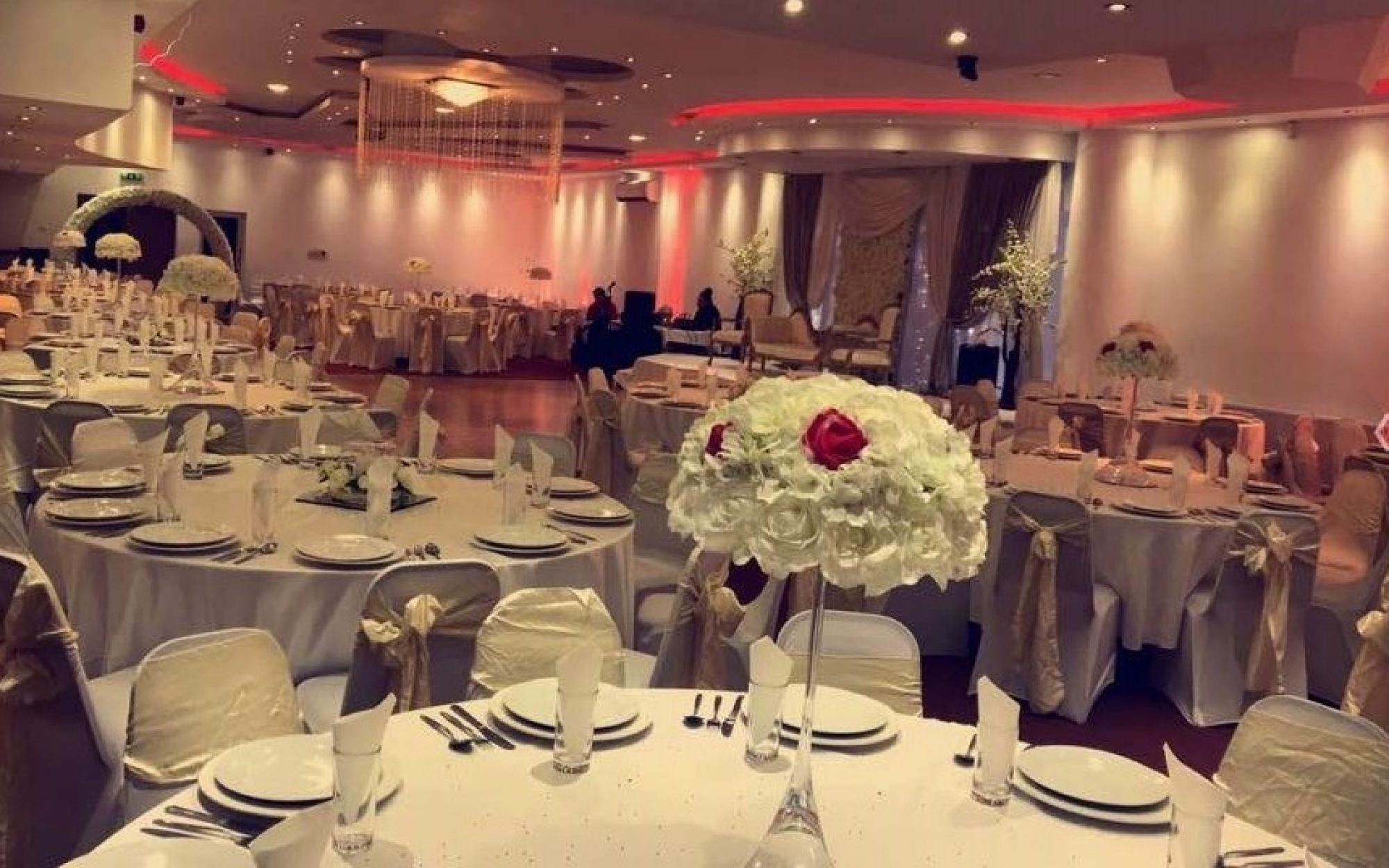 The Elegance Banqueting Suite